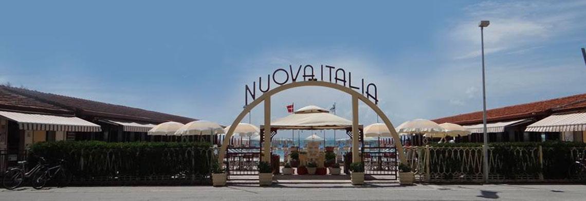 Bagno Nuova Italia - Residence Colombo Viareggio